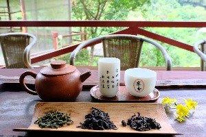 ร้านน้ำชาหันเซ่อ(寒舍茶坊)